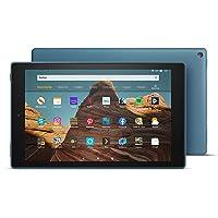 Das neue FireHD10-Tablet│10,1Zoll großes FullHD-Display (1080p), 32 GB, Dunkelblau mit Spezialangeboten