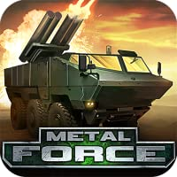 Metal Force: Multiplayer Panzer Schieß Spiele