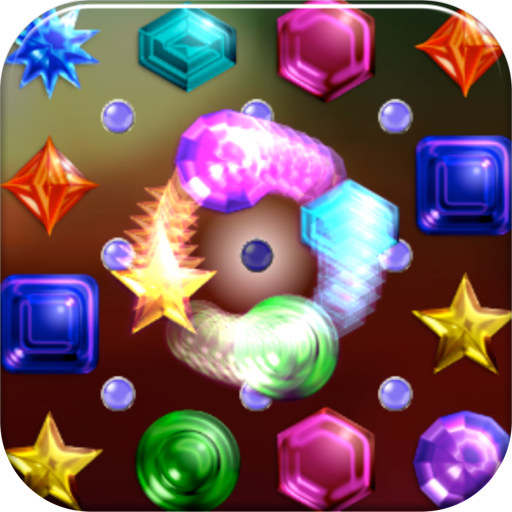 Gem Twyx : rotate match & blast 3 jewels! Jungle Jewels
