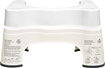 On a Healthy Note Flexi Stool Revolutionary Toilet Aid, 7-9 Inch