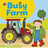 Busy Farm: A Ladybird Lift-The-Flap Book