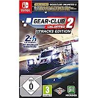 Gear Club Unlimited 2 - Tracks Edition - [Nintendo Switch]
