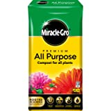 Miracle-Gro All Purpose Compost - 20 Litre BALE, (New 2021 Range)