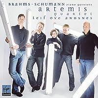 Schumann: Piano Quintet op44; Brahms: Piano Quintet op34