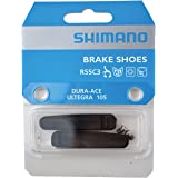 SHIMANO Unisex's BR-7900 R55c3 Replacement Cartridges (Pack of 2), Black, One Size