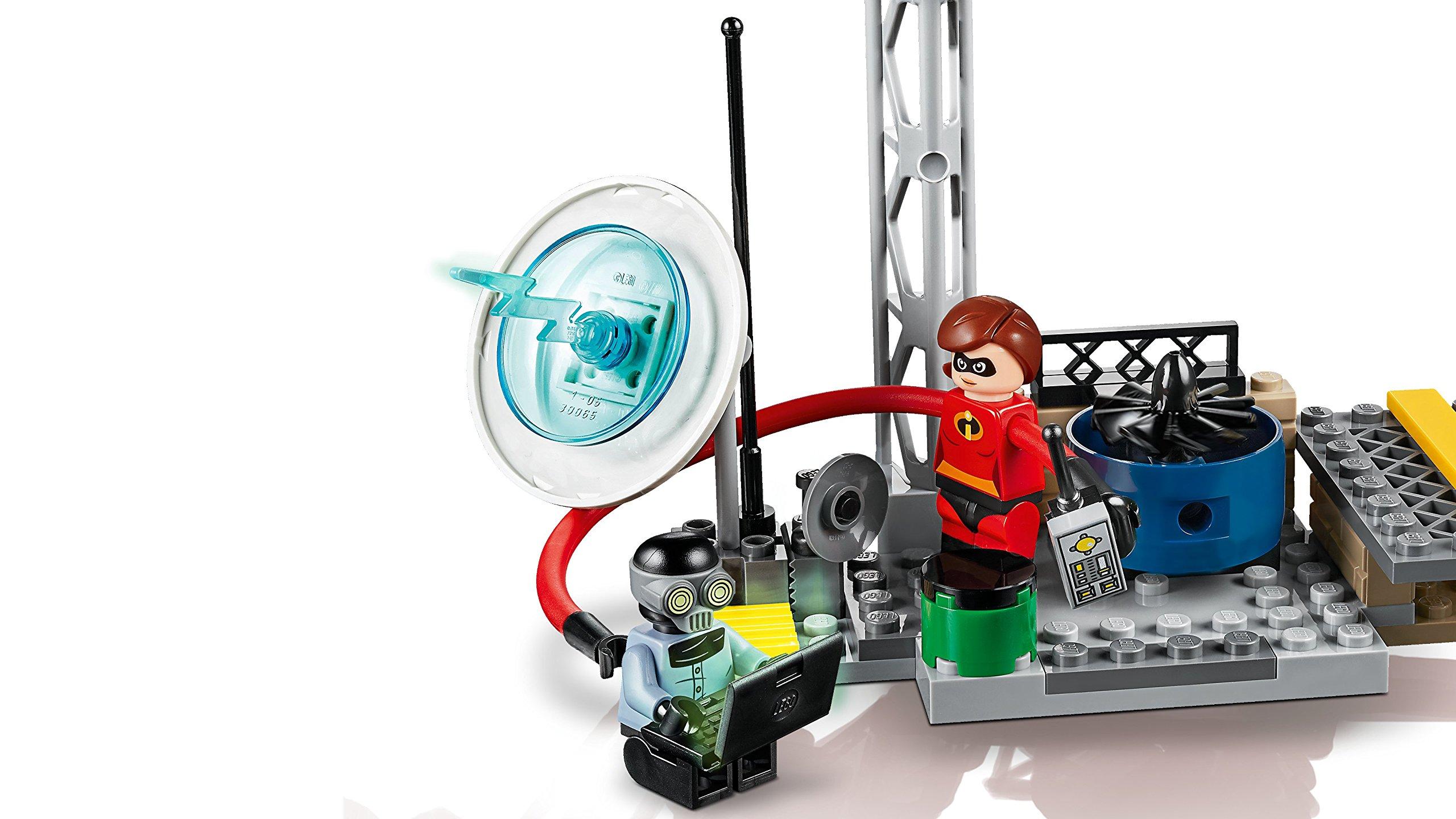 LEGO- Juniors Set Mattoncini Inseguimento sul Tetto di elastigirl, Multicolore, 10759 5 spesavip