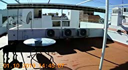 Victure AC700 Cámara Deportiva 4K Wi-Fi 20MP (Cámara de Accion Acuatica de 40M con Control Remoto y Micrófono Externo Funciones EIS Anti-Vibración y ...