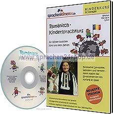 Rumänisch-Kindersprachkurs au CD, Rumänisch lernen für Kinder