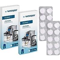 pour machines à café//distributeurs automatiques Kaffeefettlöser 100 nettoyage comprimés par 3,2 gr