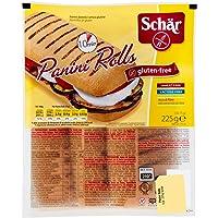 Dr.Schär Panini Rolls - Pacco da 6 x 225 g