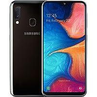 Samsung Galaxy A20e Smartphone (14.82cm (148.2 mm) 5.8 Zoll) 32GB interner Speicher, 3GB RAM, Dual SIM, Schwarz…