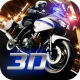 Bike Chase: Polizei Aktion 3D