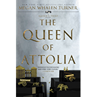 The Queen of Attolia (The Queen's Thief Book 2) (English Edition)