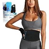 Sports Laboratory Waist Trainer PRO + voor mannen en vrouwen - Ideale zweetband voor gewichtsverlies en houdingsondersteuning
