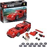 LEGO75890SpeedChampionsFerrariF40CompetizioneRacerminifiguurbouwset,Voertuigvoorkinderen,ForzaHorizon4uitbrei