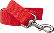 Pets Like Poly Leash, Red (32mm)