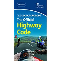 The Official DVSA Highway Code by Driver and Vehicle Standards Agency