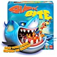 """Goliath - Gioco da tavolo per bambini """"Shark Bite"""", divertimento per tutta la famiglia, GL60034 (versione inglese)"""