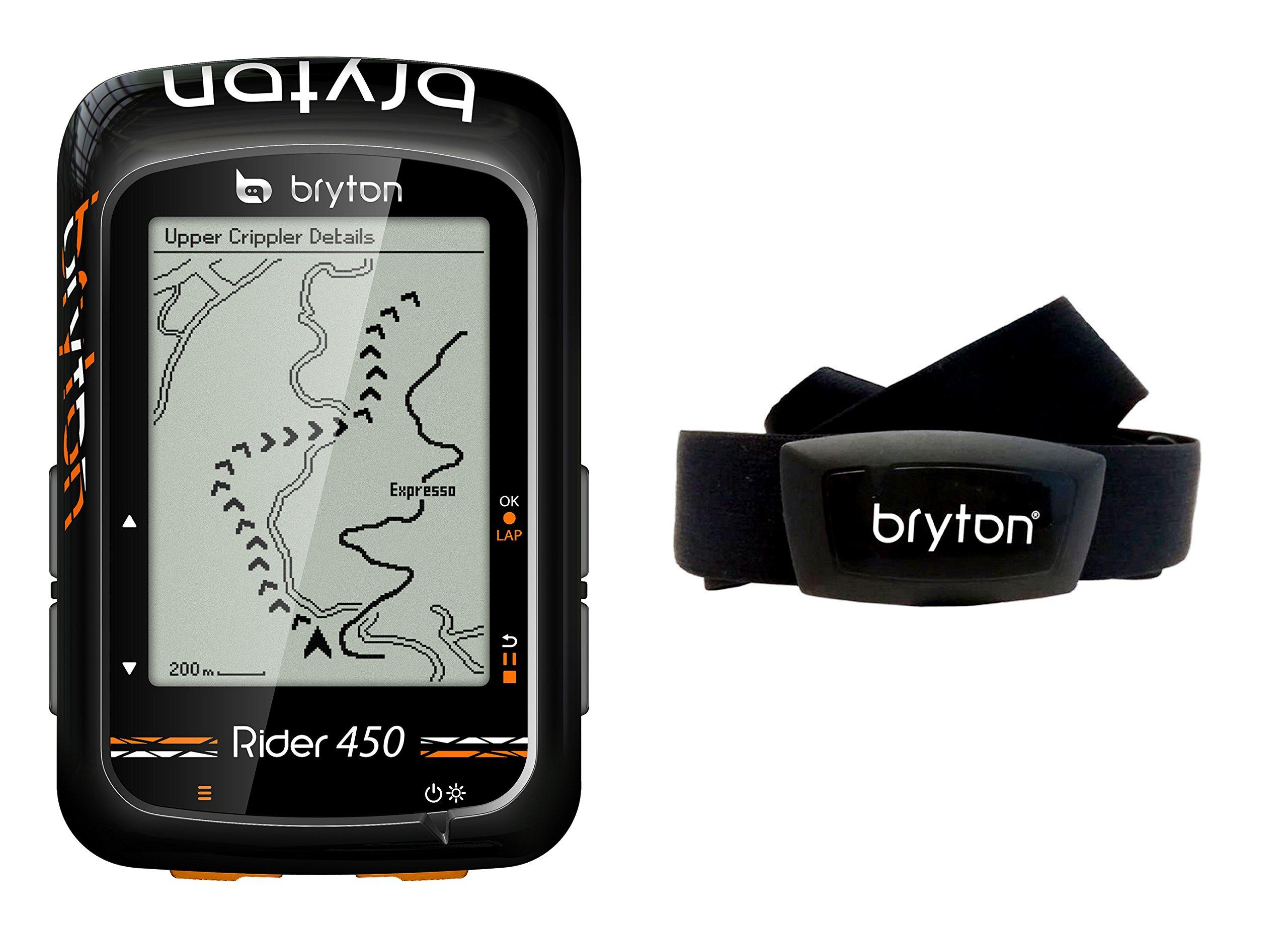 Bryton Rider 450H, Computer GPS Unisex