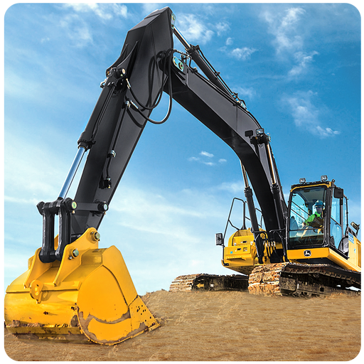 arena-excavadora-truck-simulator