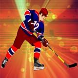 lame de hockey sur glace: le défi coup de la rondelle de jeu de puissance d'hiver - édition gratuite