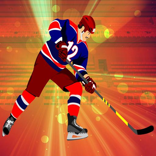 Eis-Hockey Klinge: der Winter Powerplay Schuss Puck Herausforderung - Gratis-Edition -