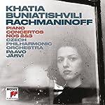 Rachmaninoff: Piano Concerto No. 2 in C Minor, Op. 18 & Piano Concerto No. 3 in d Minor, Op. 30