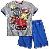 Disney Cars y camiseta de Bermuda azul