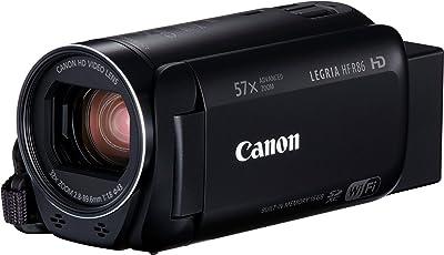 Canon LEGRIA HF R86 Camcorder (3,28 Megapixel) schwarz