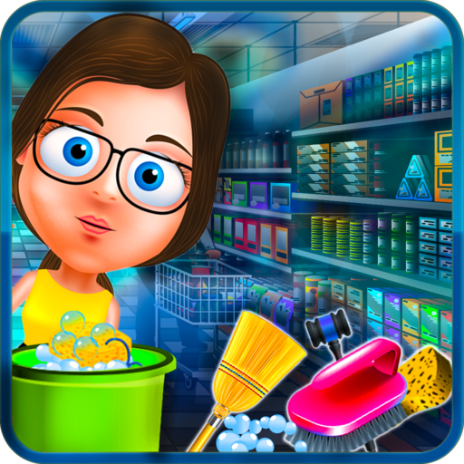 Supermarket Cleaning Games For Girls 2018