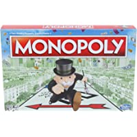 MONOPOLY Board Game for Families and Kids Ages 8 and Up, Classic Gameplay