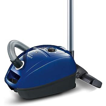 Bosch GL-30 Aspirador con bolsa compacto, sistema powerprotect 600 W, 4 litros, 79 Decibeles, Azul