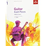 Guitar Exam Pieces from 2019, ABRSM Grade 1: Selected from the syllabus starting 2019 (ABRSM Exam Pieces)