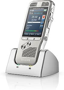 Philips Pocket Memo Diktiergerät Dpm8000 Mit Elektronik