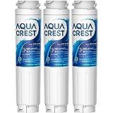 AQUACREST 644845 Filtre à Eau pour Réfrigérateur, Compatible avec Bosch UltraClarity 644845, 9000194412, 9000077104, 740560,