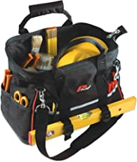Synergy Gear Plano Professional Tool Bag with Hard Bottom