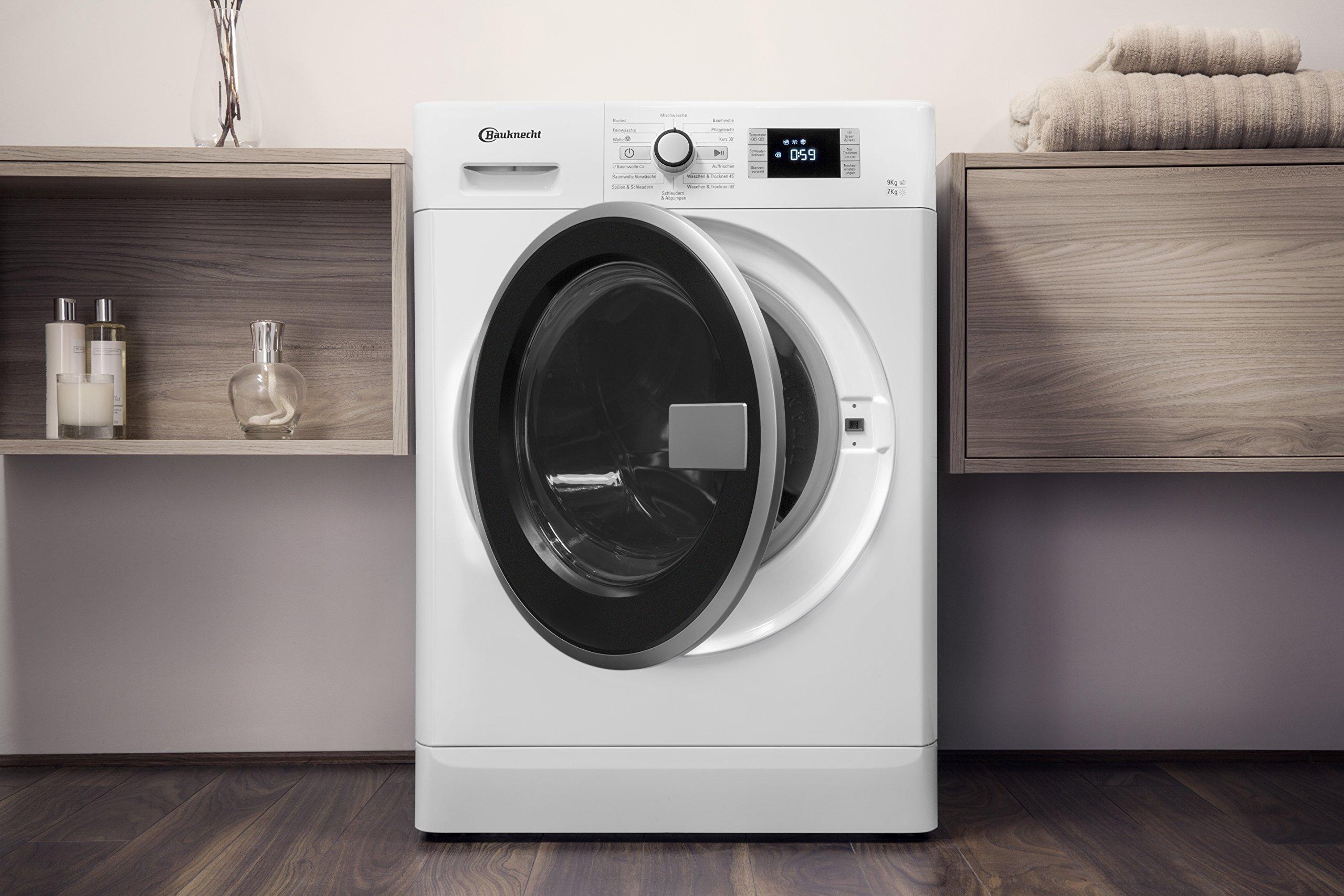 Bauknecht watk prime waschtrockner energieeffizienzklasse a