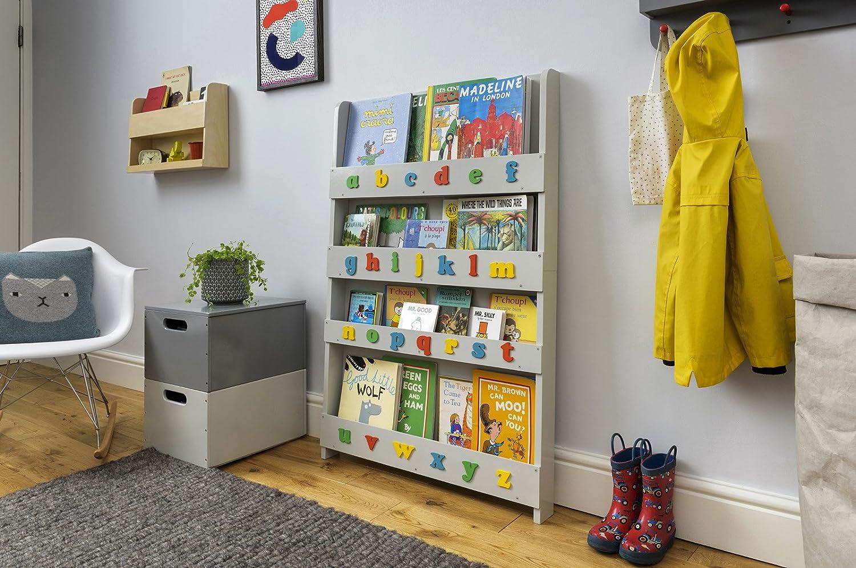 forward facing bookshelf - Design Decoration