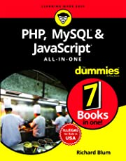 PHP, MySQL & JavaScript All - in - One For Dummies