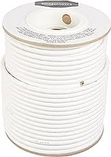 AmazonBasics 14-Gauge Speaker Wire - 99.9% Oxygen Free Copper - 200 Feet