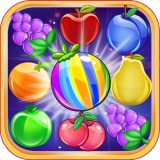 Jelly Fruit Go 3 - New free match 3 and Top Quest 3 Hero on the world of Puzzle Adventure games splash 2016