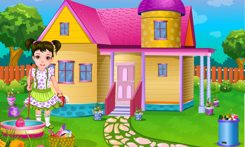 Kinder Haus aufräumen Amazon Apps für Android