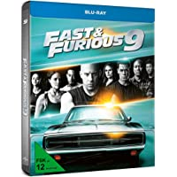 Fast & Furious 9 - Limited Steelbook [Blu-ray]