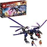 LEGO Ninjago 71742 - Le Dragon d'Overlord Noir (372 pièces) Neuf 2021