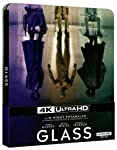 Glass (Steelbook) (Blu-Ray 4K Ultra HD+Blu-Ray)
