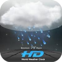 World Weather Clock