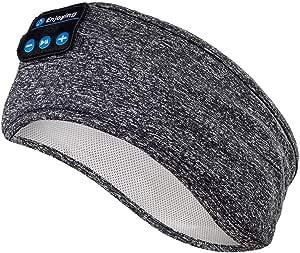 Perytong Schlafkopfhörer Sport Stirnband Kopfhörer Mit Elektronik