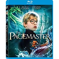 The Pagemaster Blu-ray