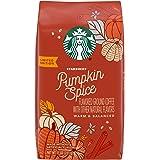 Starbucks Pumpkin Spice Gearomatiseerde gemalen koffie 11oz (311g)