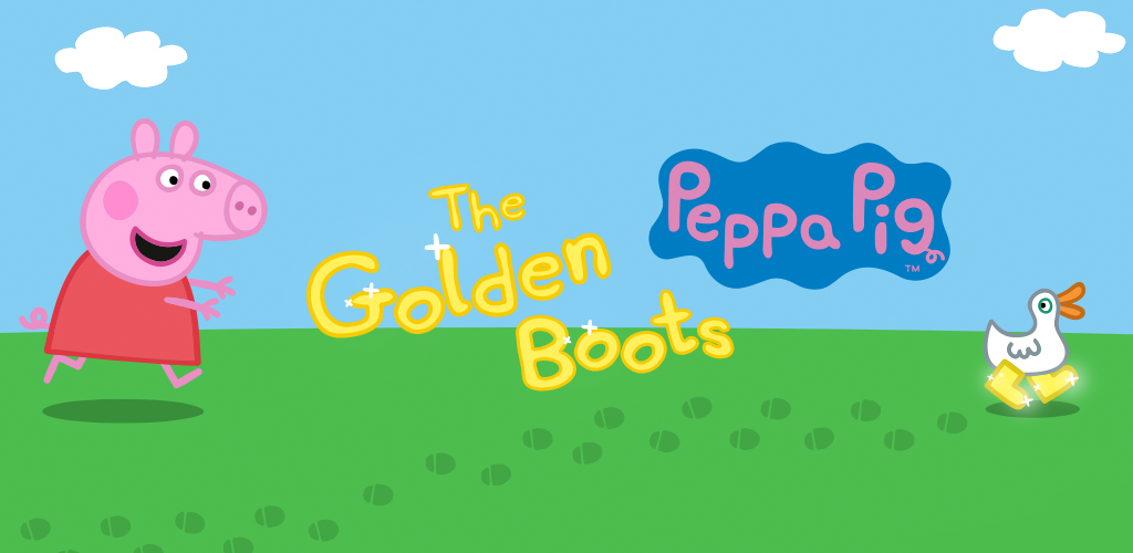 Image of Peppa Pig: Golden Boots